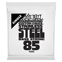 .085 Stainless Steel Electric Bass String Single Thumb