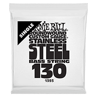 .130 Stainless Steel Electric Bass String Single Thumb