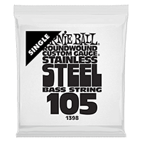 .105 Stainless Steel Electric Bass String Single Thumb