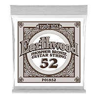.052 Earthwood Phosphor Bronze Akustik-Gitarrensaite 6er Pack Thumb