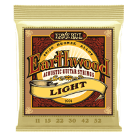 Earthwood Light 80/20 Bronze Acoustic Guitar Strings Thumb
