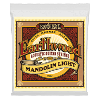 Earthwood Mandolin Light Loop End 80/20 Bronze Mandolinensaiten Thumb
