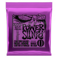 Power Slinky Nickel Wound Electric Guitar Strings Thumb
