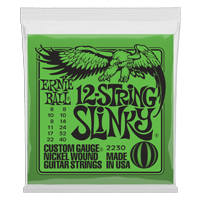 Slinky 12-String Nickel Wound E-Gitarrensaiten Thumb