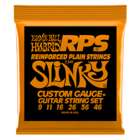 Hybrid Slinky RPS Nickel Wound Electric Guitar Strings Thumb