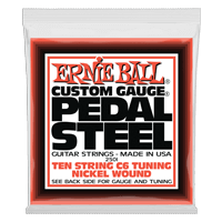 Pedal Steel 10-String C6 Tuning 镀镍缠绕电吉他弦 Thumb