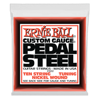Pedal Steel 10-String E9 Tuning Nickel Wound Electric Guitar Strings Thumb