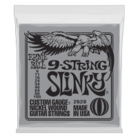 Slinky 9-String Nickel Wound E-Gitarrensaiten Thumb