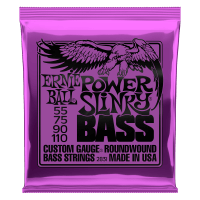 Power Slinky Nickel Wound Electric Bass Strings Thumb