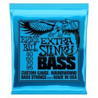 Extra Slinky Nickel Wound Electric Bass Strings Thumb