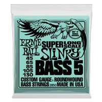 Bass 5 Slinky Super Long Scale Electric Bass Strings Thumb