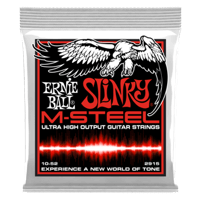 Skinny Top Heavy Bottom Slinky M-Steel Electric Guitar Strings Thumb