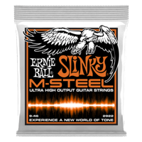 Hybrid Slinky M-Steel Electric Guitar Strings Thumb
