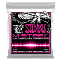 Super Slinky M-Steel Electric Guitar Strings Thumb