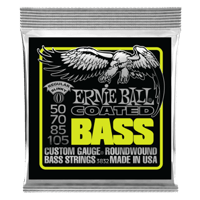 Regular Slinky Coated Electric Bass Strings Thumb