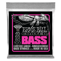 Super Slinky Coated Electric Bass Strings Thumb