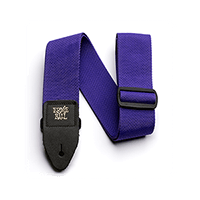 Purple Polypro Guitar Strap Thumb
