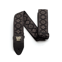 Courroie de guitare Regal Black Jacquard  Thumb