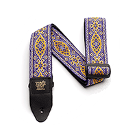 Courroie de guitare Purple Sunset Jacquard Thumb
