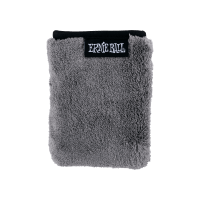 "Ernie Ball 12"" x 12"" Ultra-Plush Microfiber Polish Cloth Thumb"