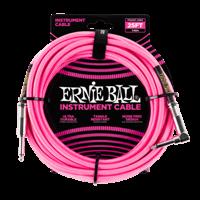 Câble Gaine tressée / 7,62 m  / Neon Rose / Droit - Coudé Thumb