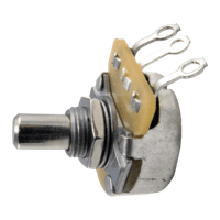250K Solid Shaft Potentiometer for Instruments Thumb