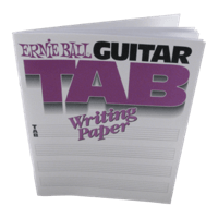 Guitar Tab Writing Paper Thumb