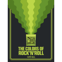 The Colors of Rock'N'Roll Regular Slinky Poster Thumb