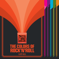 Complete Ernie Ball Colors of Rock n' Roll Poster Set Thumb