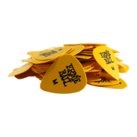 Medium Yellow Picks, Bag of 144 Thumb