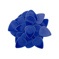 Paquet de 50 médiators  Medium Nylon Picks Injection Molded 0.72mm  Thumb