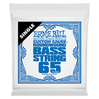 .065 Super Long Scale Nickel Wound Electric Bass String Single Thumb