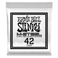 .042 M-Steel Wound Electric Guitar Strings 6 Pack Thumb