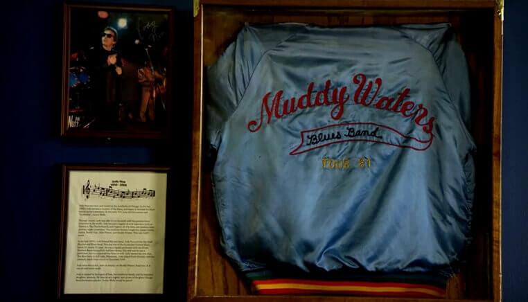 Meeting Muddy Waters