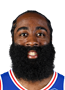 James Harden Player Stats 2020