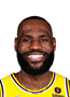 LeBron James Player Stats 2020