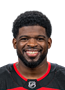 P.K. Subban Face Photo