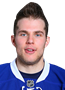 Mike Santorelli Face Photo on Ice