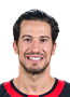 Michael Del Zotto Face Photo on Ice