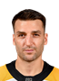 Patrice Bergeron Face Photo on Ice