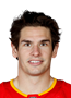 Sean Monahan Face Photo on Ice