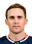 Kris Russell Face Photo on Ice