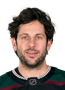 Jason Demers Face Photo on Ice