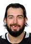 Drew Doughty Face Photo on Ice
