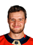 Aleksander Barkov Face Photo on Ice