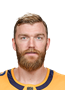 Mattias Ekholm Face Photo on Ice
