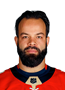 Radko Gudas Face Photo on Ice