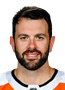 Keith Yandle Face Photo on Ice