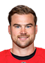 Dylan McIlrath Face Photo on Ice