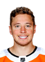 Cam Atkinson Face Photo on Ice